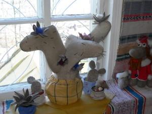 Мышкин, музей валенок