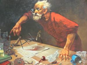 Владимир Середа, Ученый