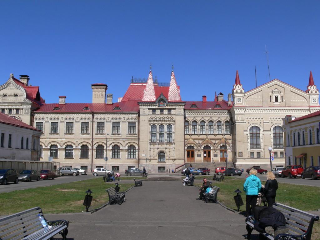 Рыбинск. Историко-архитектурный музей