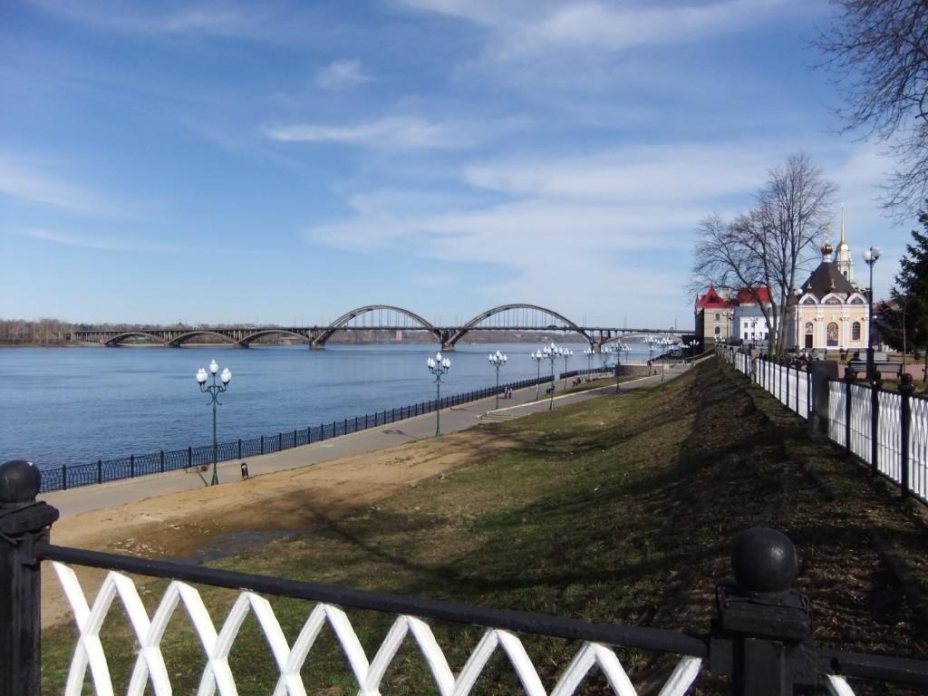 Рыбинск, набережная
