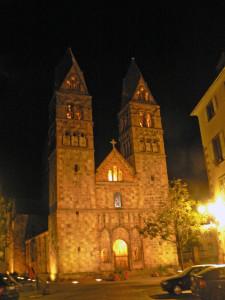 Селеста, церковь Сент Фуа