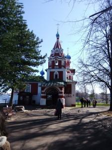 Углич, Кремль, Церковь Димитрия на крови