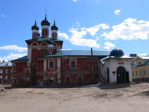 Углич, Богоявленский монастырь, Храм Федоровской Иконы Божьей Матери