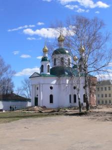Углич, Богоявленский монастырь, Смоленская церковь