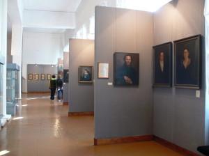 Углич, Богоявленский собор кремля, картинаая галерея