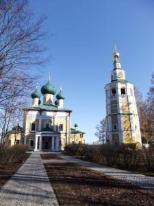 Углич, Спасо-Преображенский собор кремля