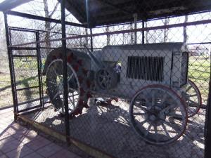 Углич, Кремль, Трактор
