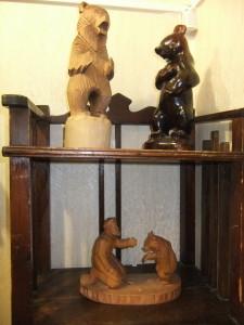 """Ярославль, музей """"Мой любимый мишка"""""""