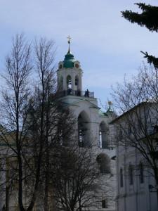 Ярославль, колокольня Спасо-Преображенского собора