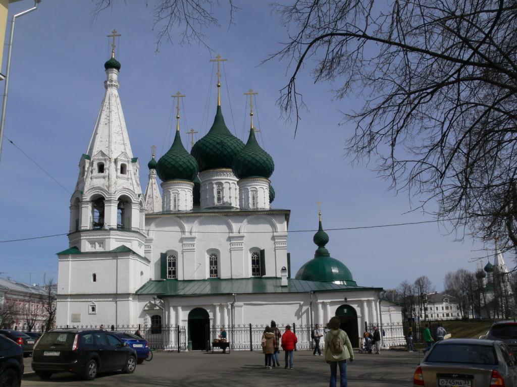 Ярославль, церковь