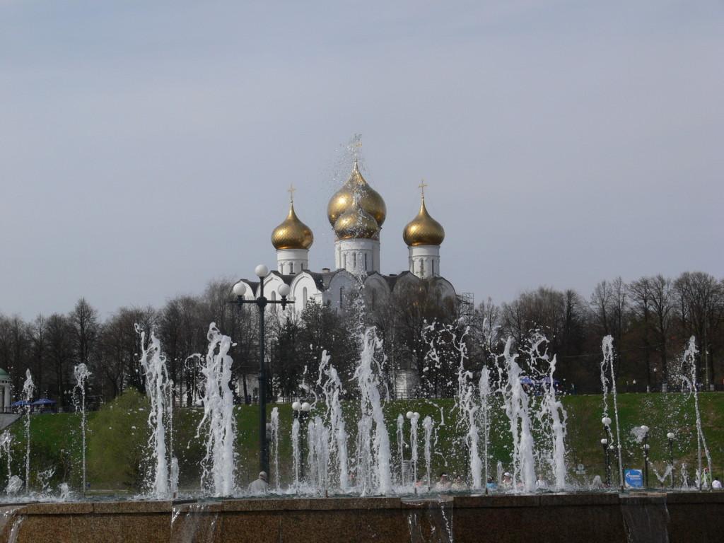 Ярославль, Успенкский собор